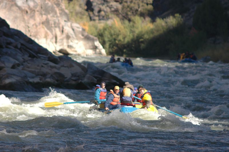 Westwater River Rafting